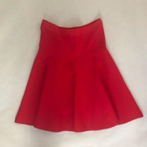 BCBG MaxAzria Stretchy High-Waisted skirt small